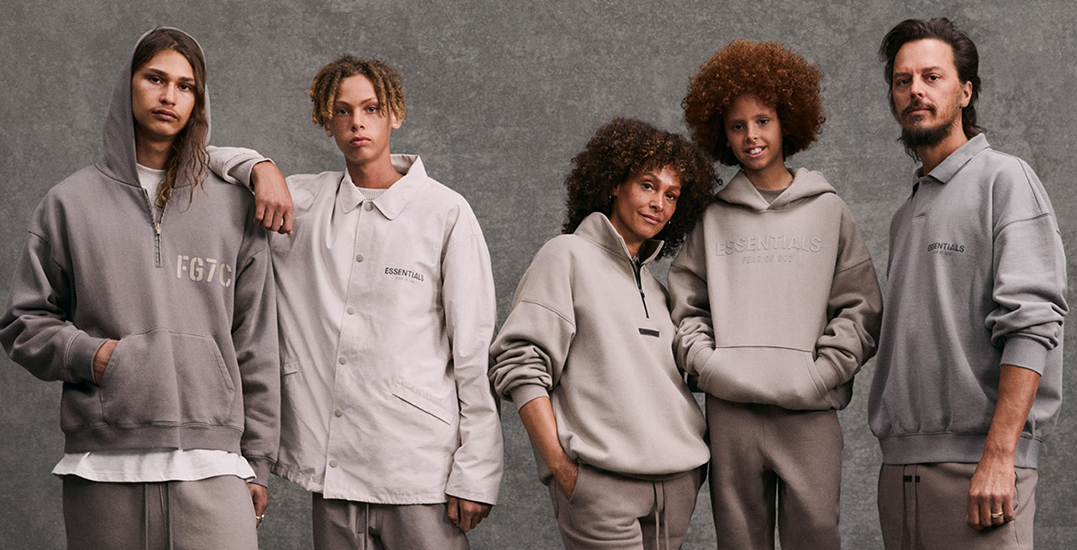 Fear of God and Essentials pop-in launches at Nordstrom Vancouver