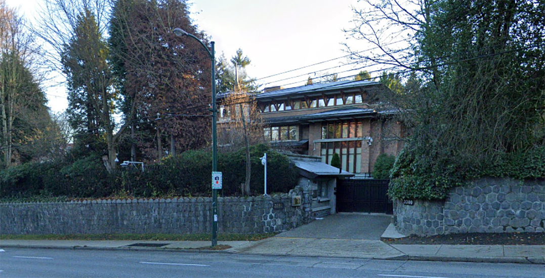 Two men vandalize Chinese consulate, verbally berate employee: VPD