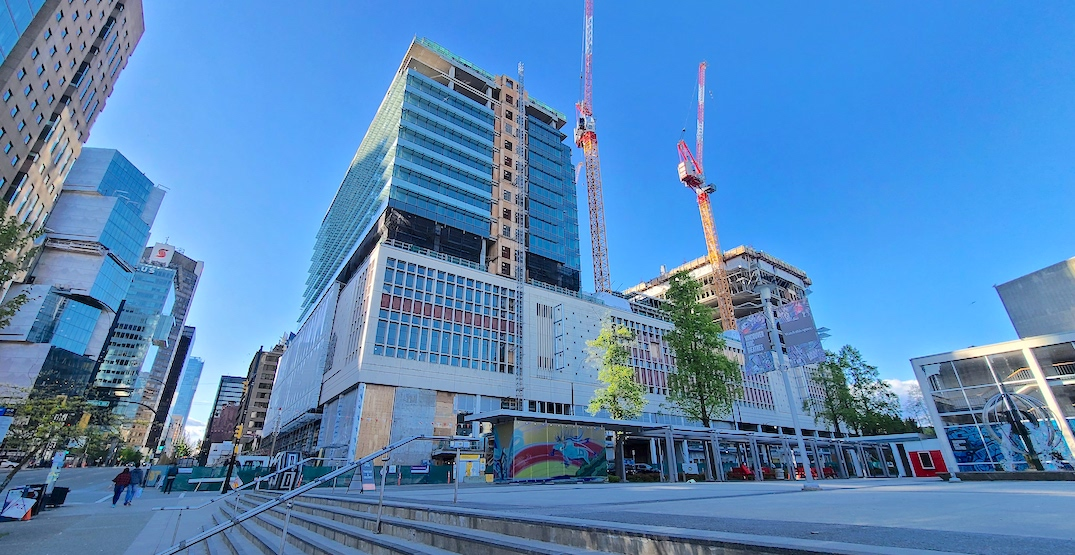 the post amazon construction vancouver may 1 2021 f