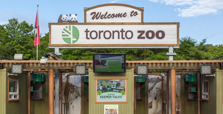 Toronto Zoo hosting pop-up COVID-19 vaccine clinic on Saturday