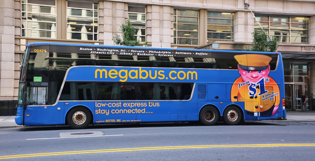 Megabus expands service in Ontario after Greyhound Canada shuts down