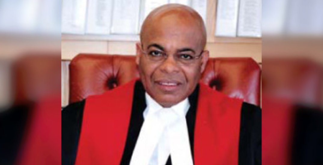 Vancouver Police wrongfully handcuff, detain BC's first Black Supreme Court judge