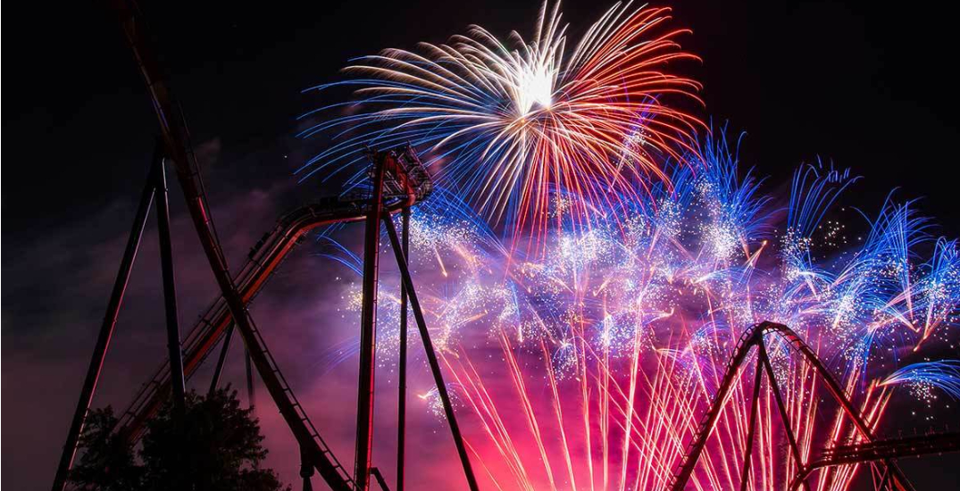 Canada's Wonderland cancels Victoria Day long weekend fireworks