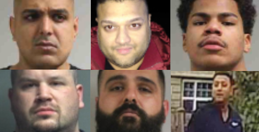 """Charges approved against one of Vancouver's """"top 6"""" wanted gangsters"""
