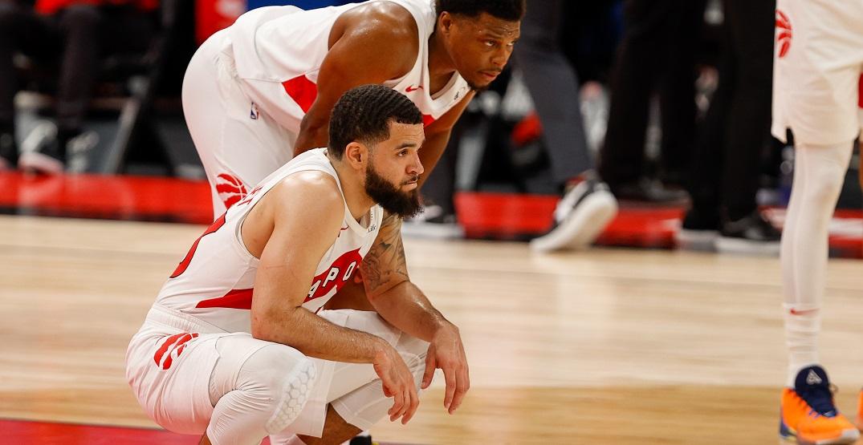"VanVleet on Raptors' Tampa experience: ""We miss living in Toronto"""