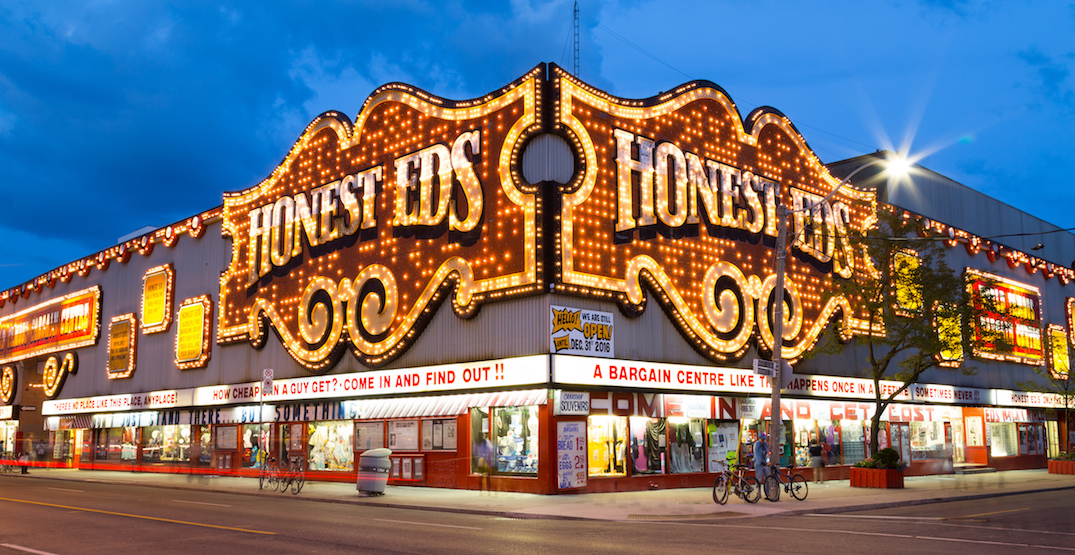 Here's what the demolished Honest Ed's site looks like now (PHOTOS)