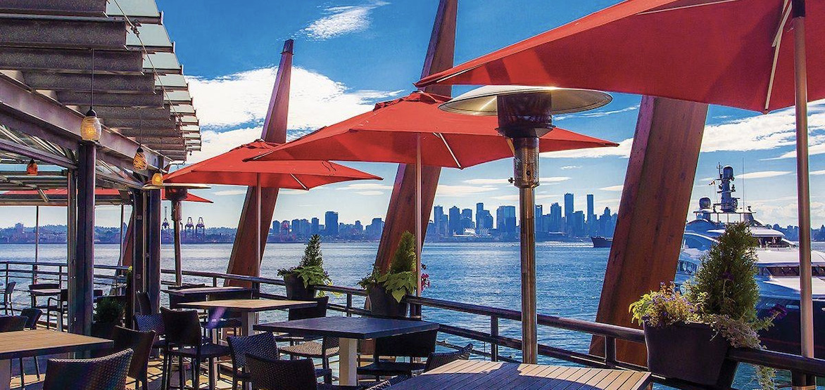 Best patios in North Vancouver to check out this season