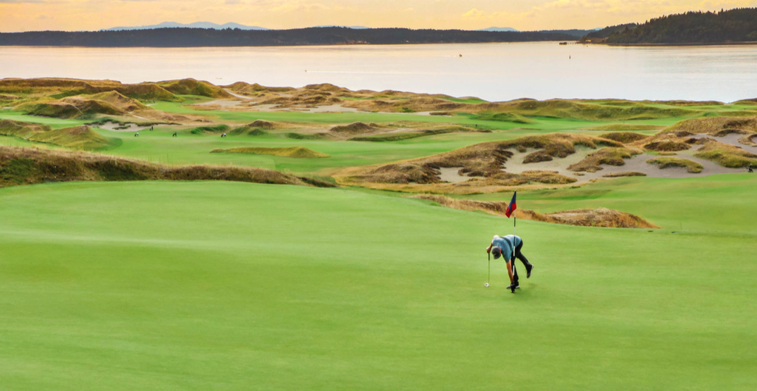 7 of the greenest and greatest golf courses in and around Seattle