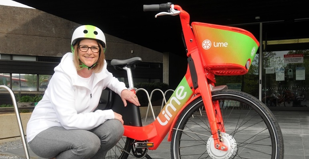 Lime to launch electric bicycle share in North Vancouver this summer