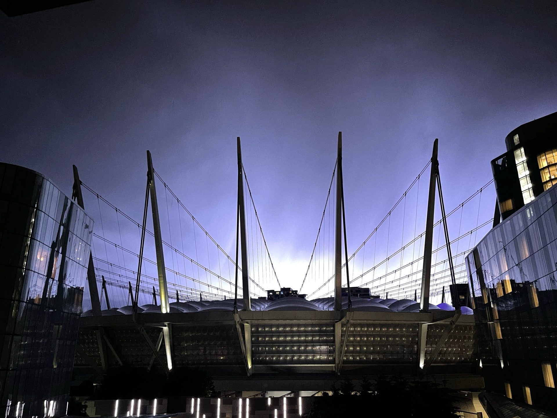 thunder vancouver