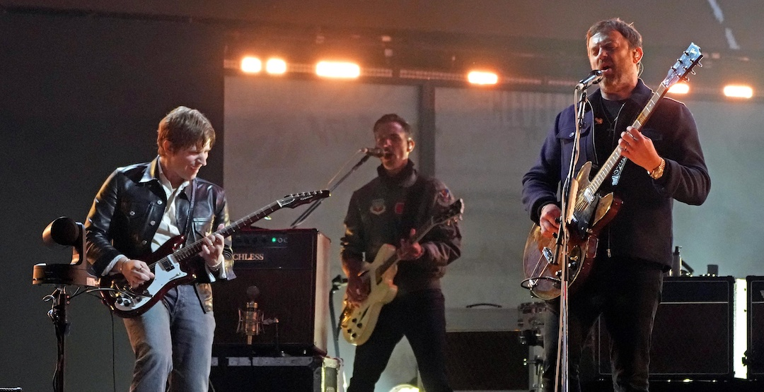Kings of Leon are coming to White River Amphitheatre this fall