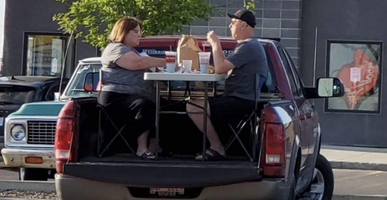 """""""No patios, no problem"""": Alberta gets creative amidst COVID-19 restrictions"""