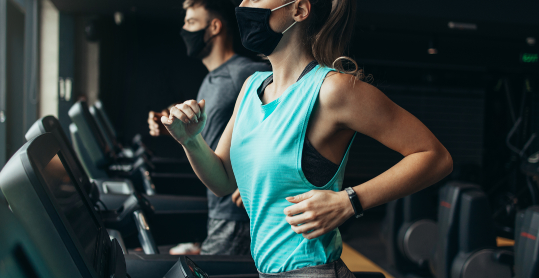 Masks now required at all times in BC fitness facilities, including during workouts