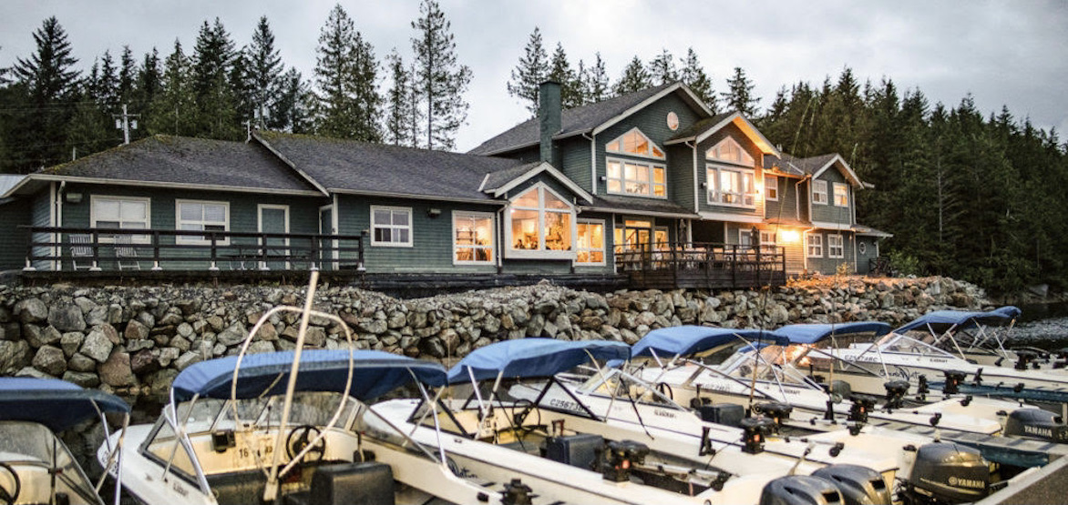 Heiltsuk Nation buying eco resort in BC's Great Bear Rainforest