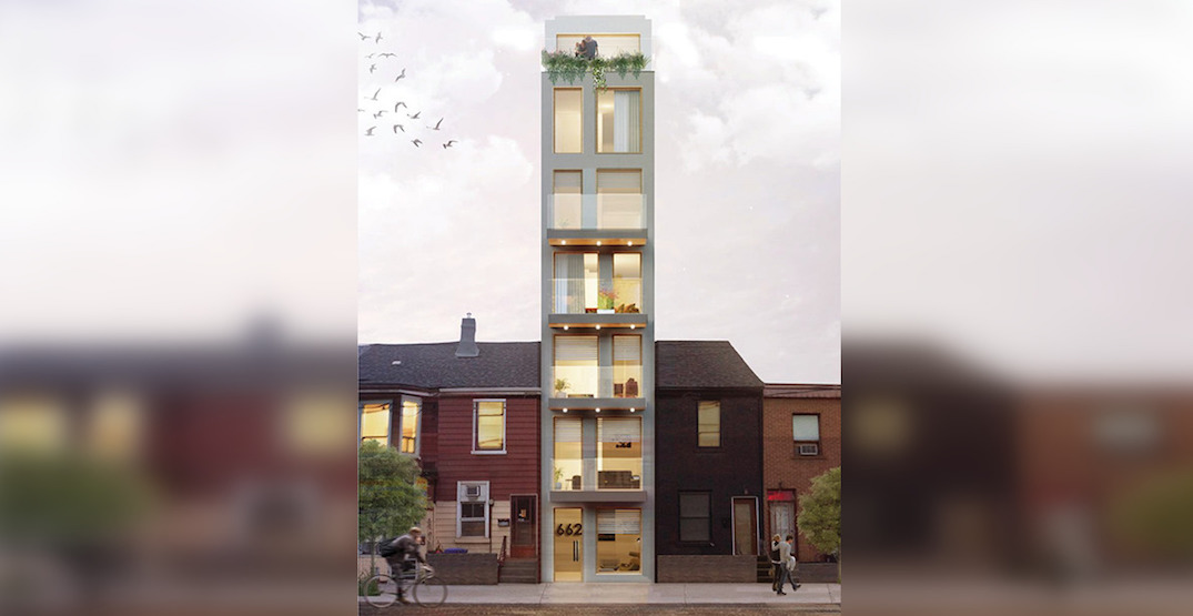 """The """"mini mid-rise"""" could help solve Toronto's housing problem"""