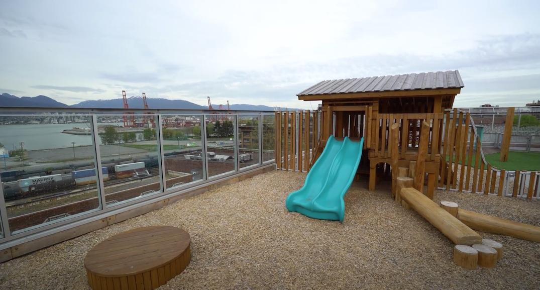 ymca gastown parkade childcare portside waterview