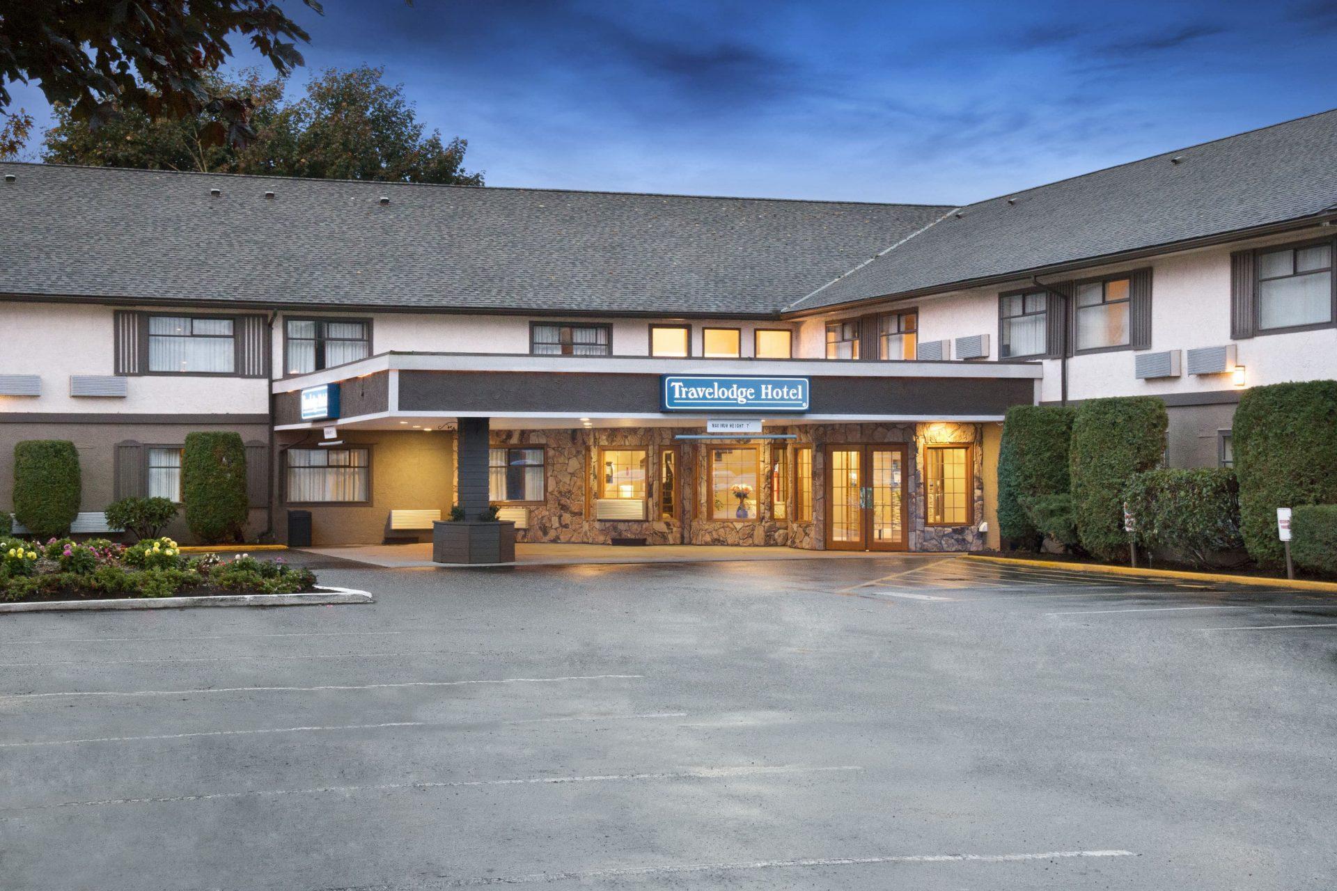 Travelodge Hotel 45466 Yale Road Chilliwack