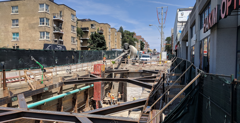 Condo prices near the Eglinton Crosstown LRT are already skyrocketing