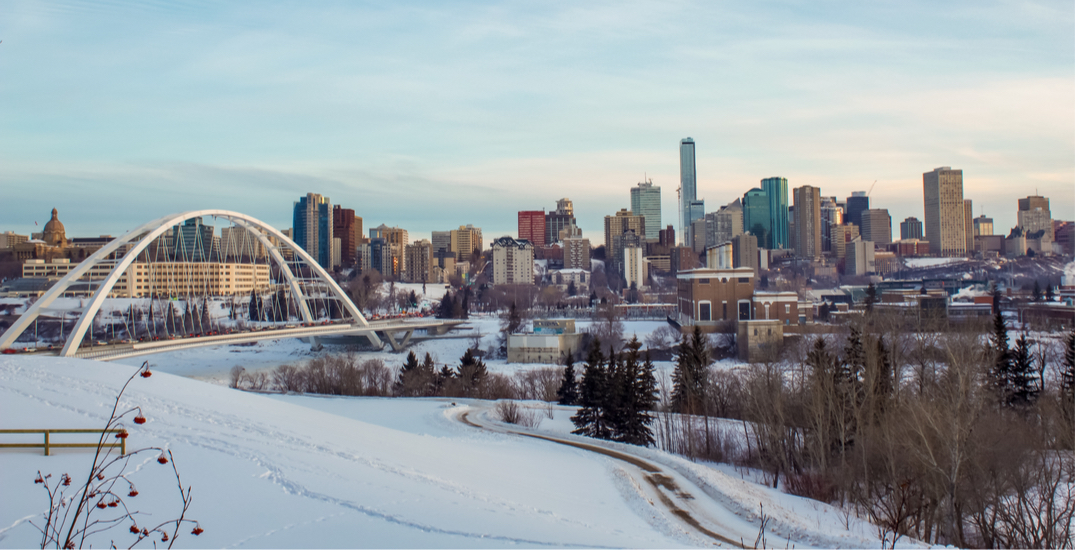 Edmonton was just hit with the biggest May snowfall in six years (PHOTOS)