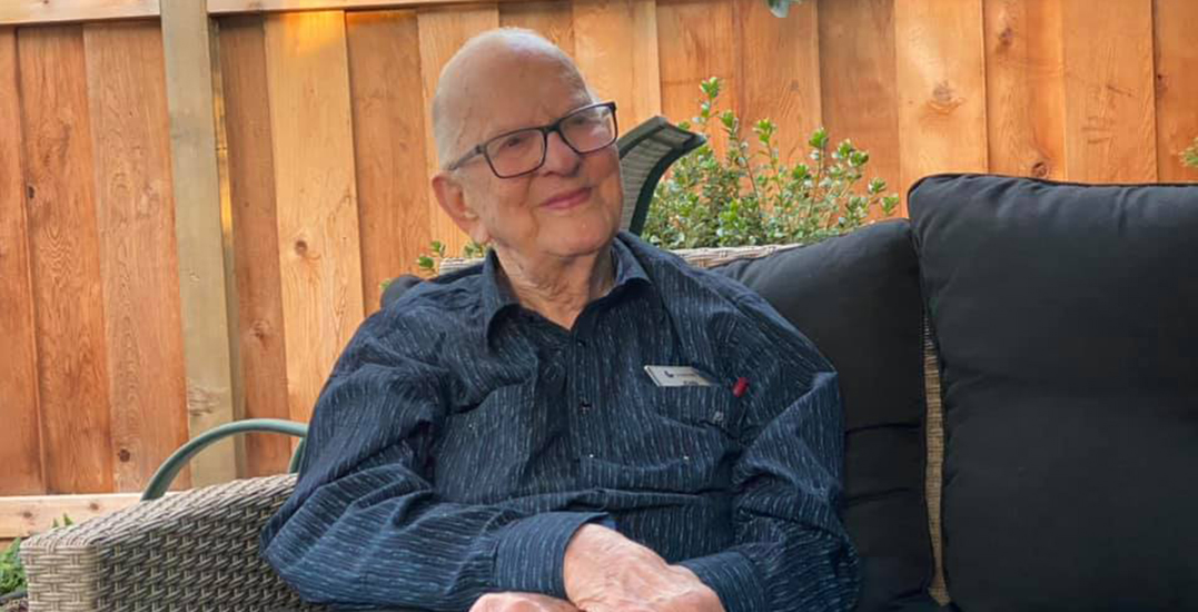 Langley family asking public to send birthday cards to grandfather turning 100