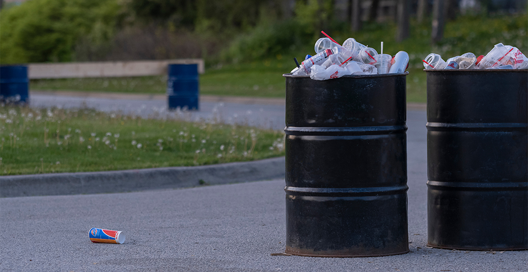 Pandemic litterbugs risk $500 fine at Toronto's parks and beaches