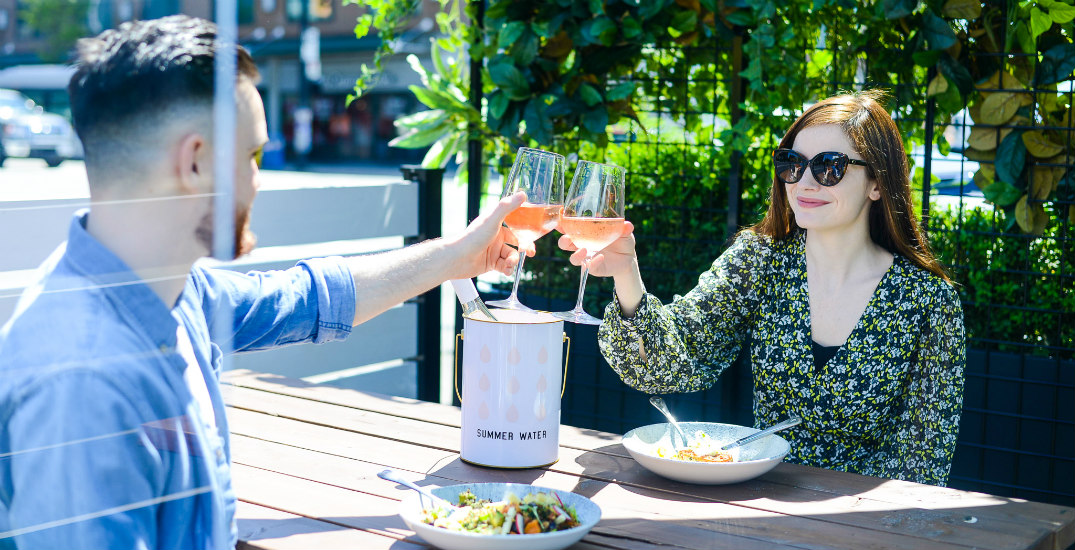 We patio-hopped to find the most Instagrammable locations