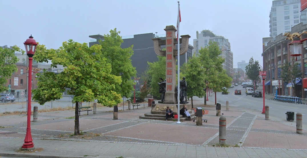 Vancouver exploring redesign of Chinatown Memorial Square
