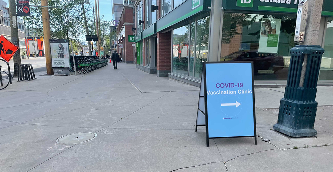 Toronto opens 19K more long-weekend COVID-19 vaccine appointments