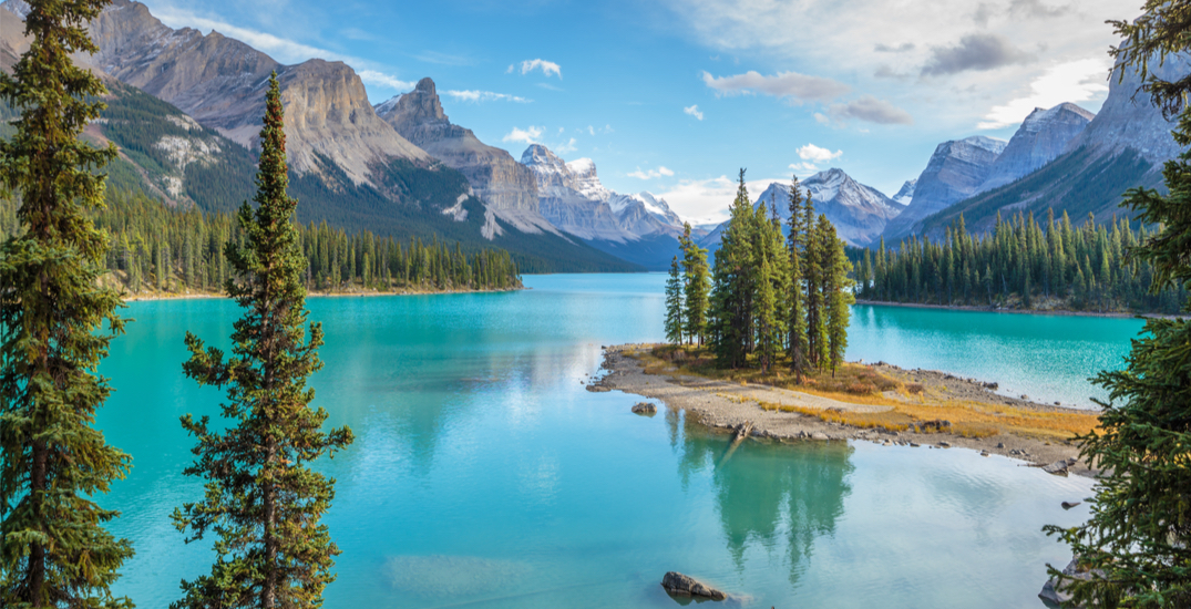 Here are the best national parks for camping in Alberta
