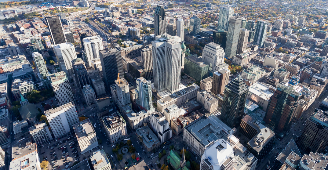 Total employment in Montreal's finance sector ranks 6th across all of North America