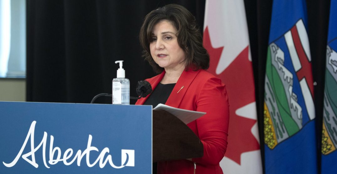 Alberta's schools to return to in-class learning next week
