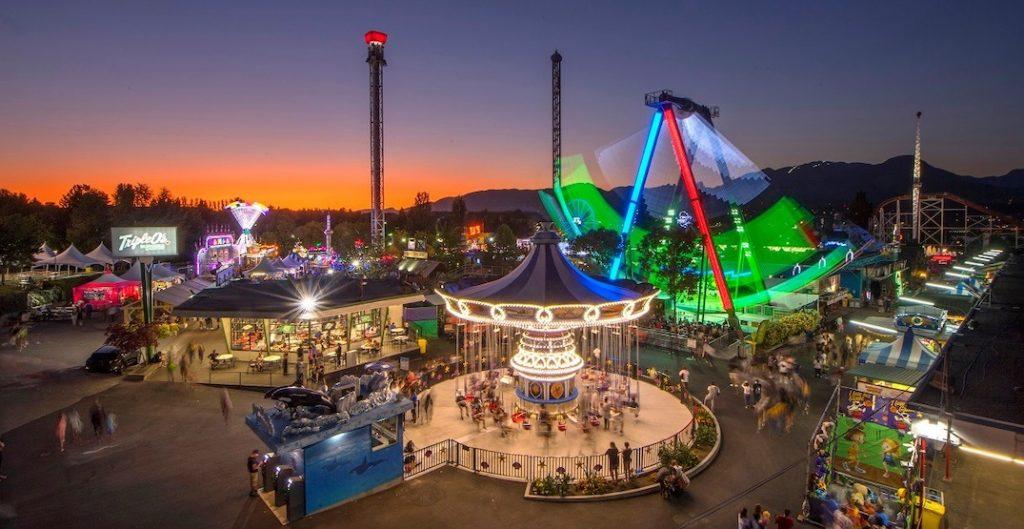 pne playland amusement park