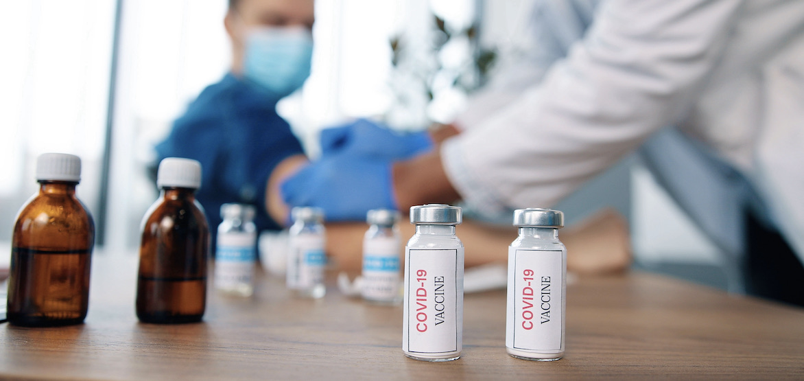 Can employers legally require staff to show proof of COVID vaccination?