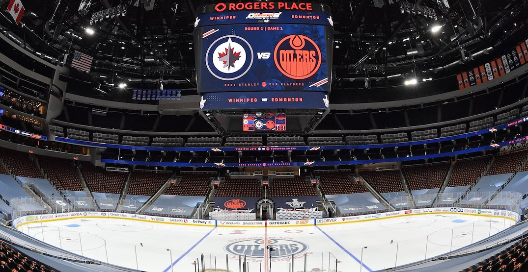 Edmonton Oilers 50/50 jackpot soars past $2M for playoff opener