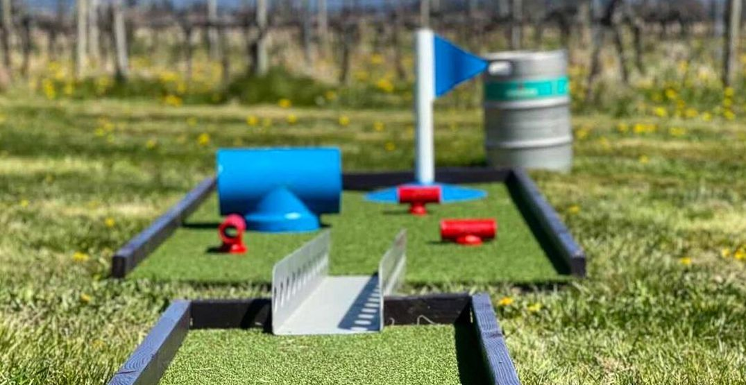 5 of the best mini golf courses in and around Seattle