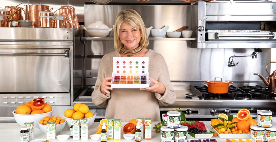 Canadian cannabis company signs Martha Stewart as strategic advisor
