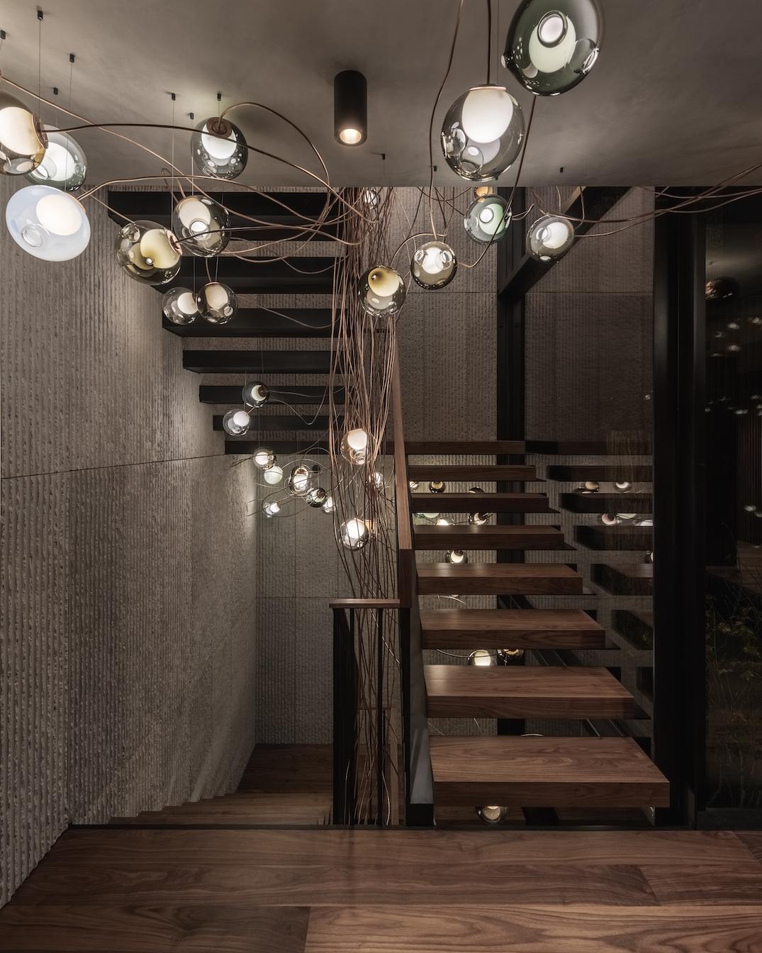 vancouver house rainforest penthouse leckie studio