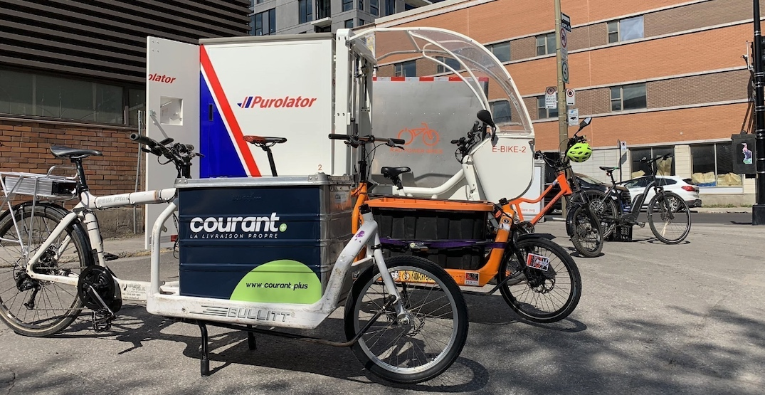 New cargo e-bike hub delivery facility in Vancouver could reduce truck traffic
