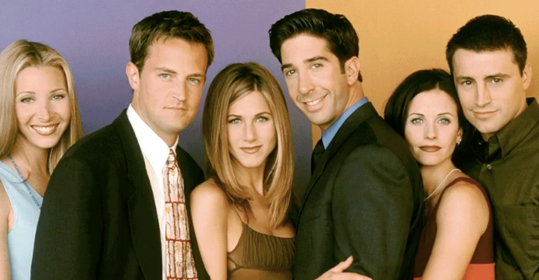 """Here's how to stream """"Friends: The Reunion"""" in Canada"""