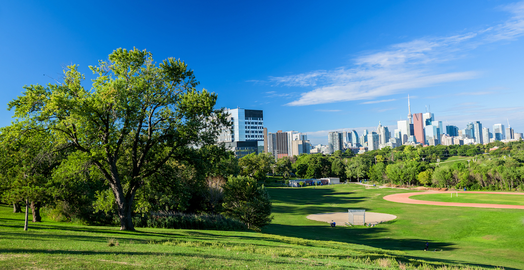 10 Toronto parks to visit this weekend that aren't Trinity Bellwoods