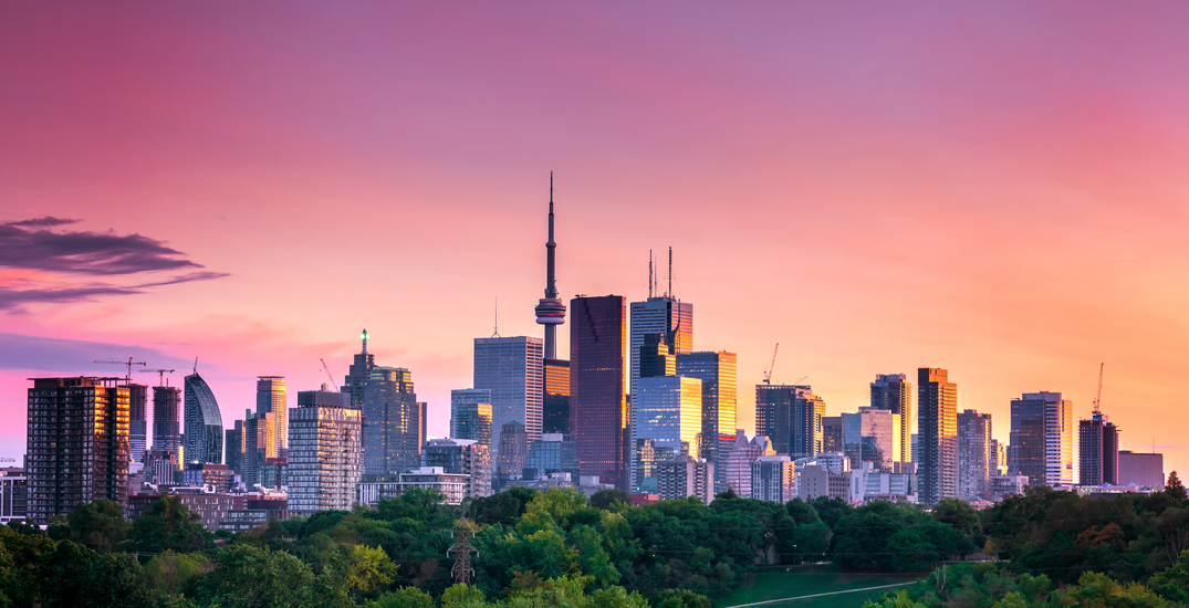 """Toronto in for """"hot and humid"""" start to Victoria Day long weekend"""