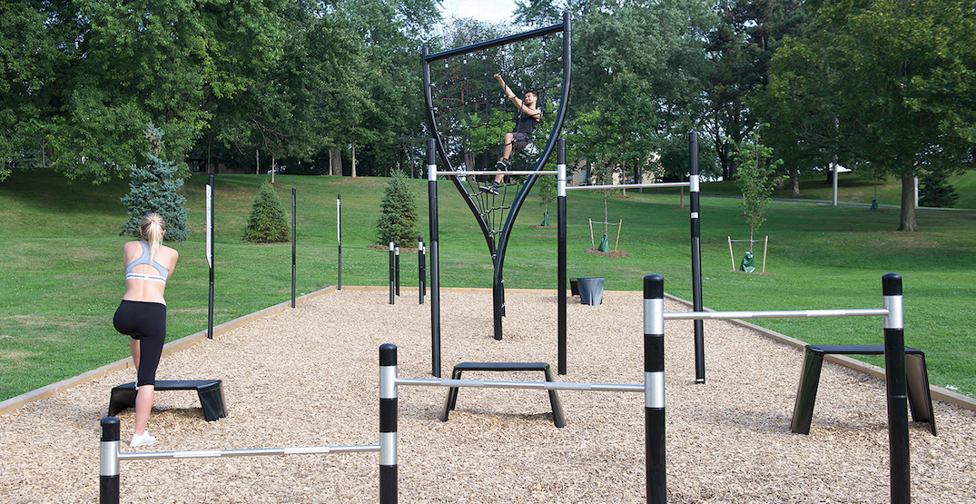 5 Toronto outdoor gyms where you can work up a sweat