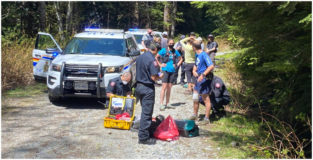 North Vancouver trail closed after bear charges and swipes at hiker