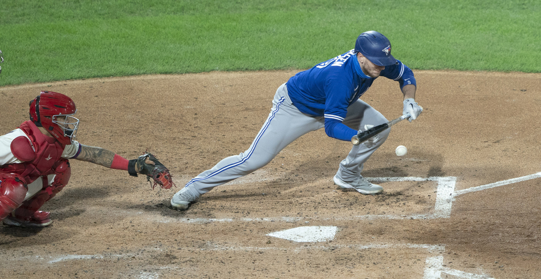 Blue Jays botch golden opportunity with ill-advised bunt attempt