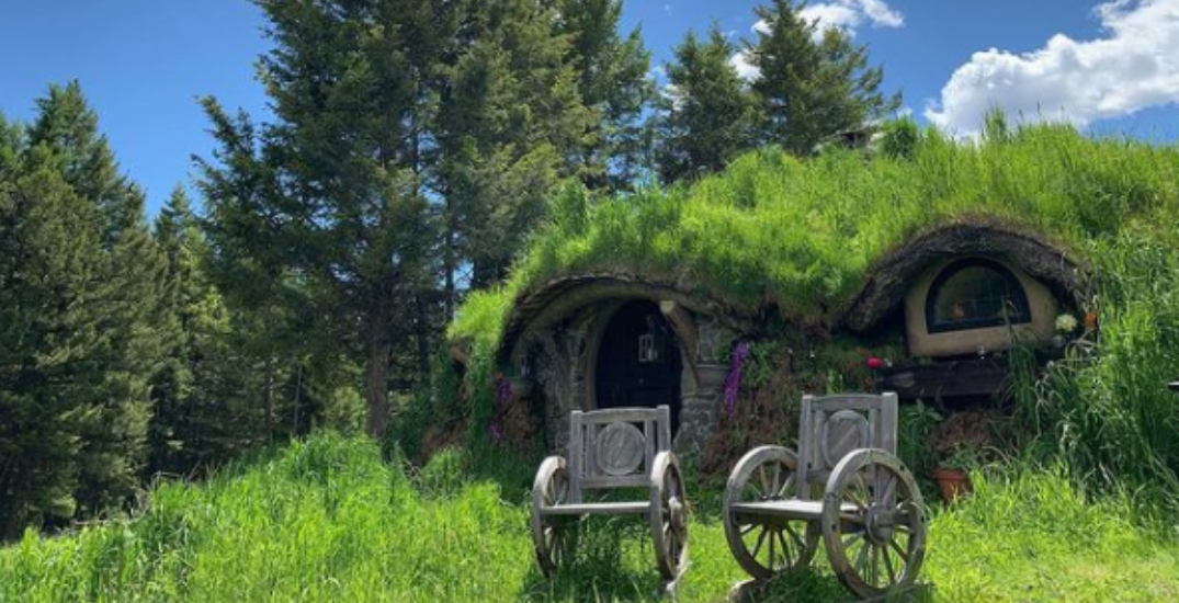 Owner of BC Hobbit-themed Airbnb forced to change name after pressure from Warner Bros.