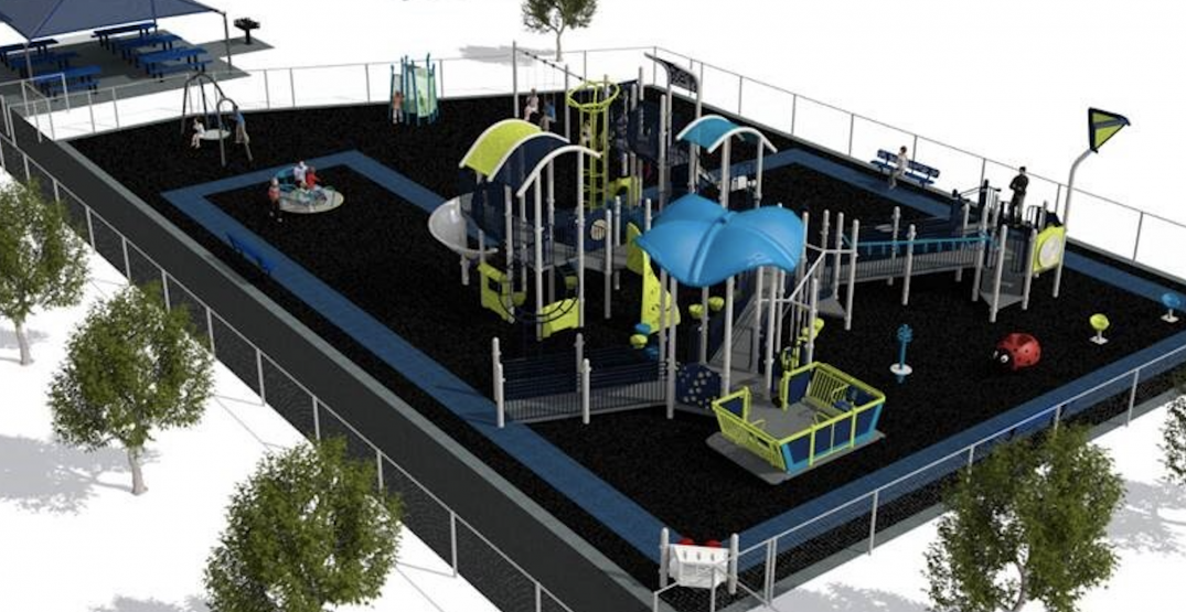 Here's where Calgary's 10 new inclusive playgrounds will be