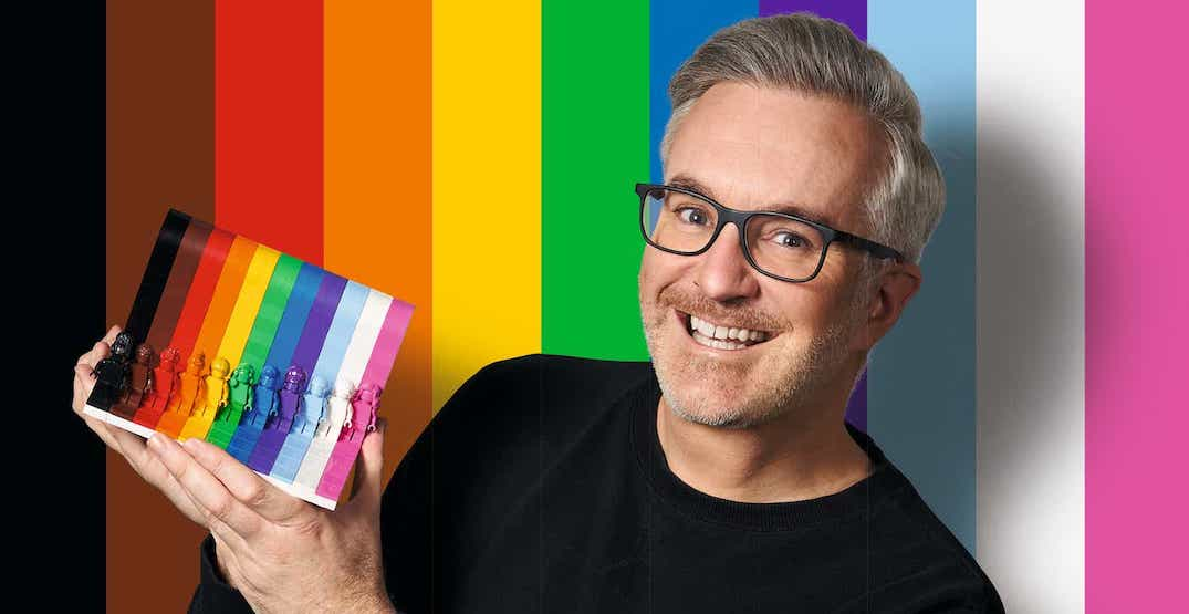 """Lego to launch """"everyone is awesome"""" set for Pride"""