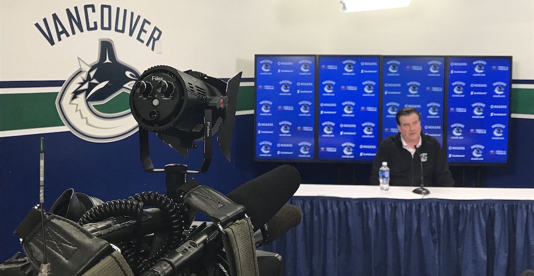 """Opinion: Canucks can't afford another """"aggressive"""" offseason by Benning"""