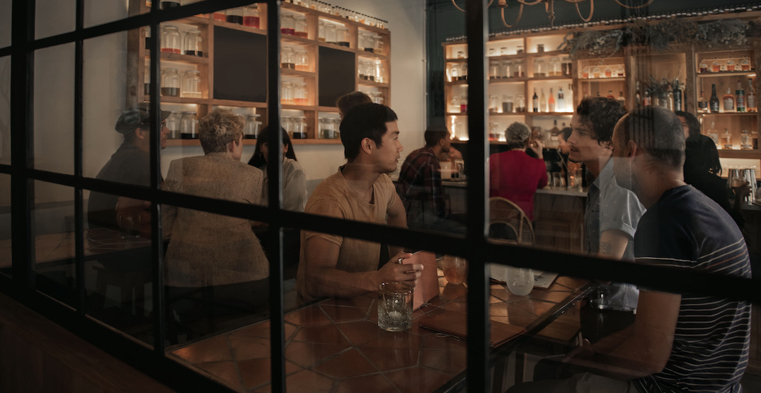BC health officials update indoor and outdoor dining restrictions