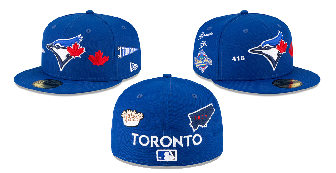 New Era pulls poutine-inspired Blue Jays cap from its website